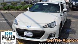 2016 Subaru BRZ Limited