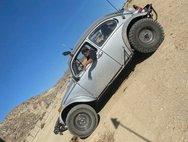 1972 Volkswagen Beetle baja