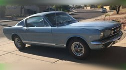 1965 Ford Mustang GT Fastback K Code