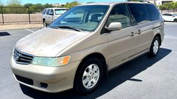 2004 Honda Odyssey EX-L w/DVD