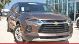 2019 Chevrolet Blazer LT Cloth