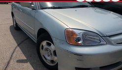 2003 Honda Civic Hybrid Hybrid