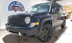 2012 Jeep Patriot Latitude