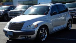 2001 Chrysler PT Cruiser LHD