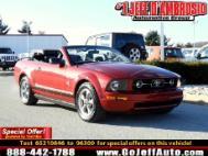 2006 Ford Mustang V6 Premium