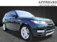 2017 Land Rover Range Rover Sport HSE Td6