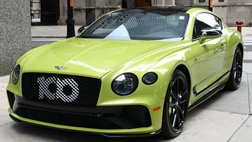 2020 Bentley Continental GT First Edition
