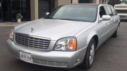 2000 Cadillac DeVille Unknown