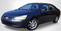2005 Honda Accord EX V-6 w/Navi