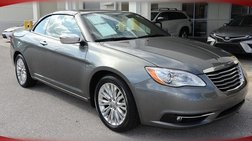 2012 Chrysler 200 Convertible Limited