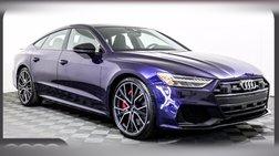 2020 Audi S7 3.0T quattro Premium Plus