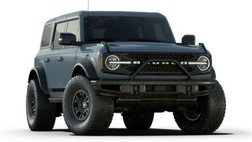 2021 Ford Bronco First Edition Advanced
