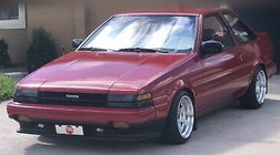1985 Toyota Corolla GT-S Sport