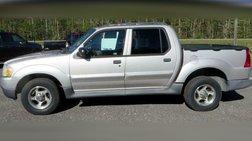 2004 Ford Explorer Sport Trac PICKUP