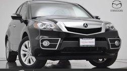 2012 Acura RDX SH-AWD w/Tech