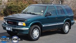 1997 GMC Jimmy SL