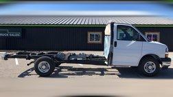 2018 Chevrolet Express Cargo Van 3500