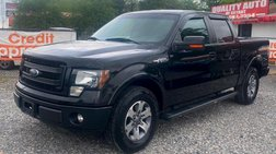 2013 Ford FX2 SuperCrew 5.5-ft. Bed 2WD