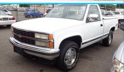 1993 Chevrolet C/K 1500 K1500 Cheyenne