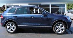 2012 Volkswagen Touareg TDI Lux