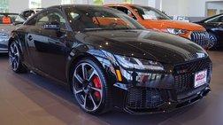 2019 Audi TT RS 2.5T quattro