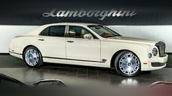 2011 Bentley Mulsanne Base