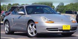 1999 Porsche 911 Carrera 4