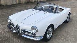 1958 Alfa Romeo Spider
