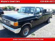 1988 Ford F-150 2WD SuperCab 145