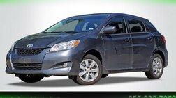 2011 Toyota Matrix S