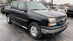 2006 Chevrolet Avalanche 1500 4WD