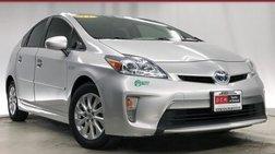 2014 Toyota Prius Advanced