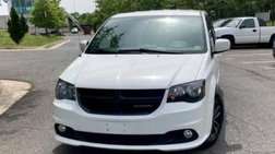 2015 Dodge Grand Caravan SXT Plus