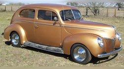 1940 Ford  1940 Ford Tudor Standard Sedan