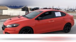 2016 Dodge Dart GT Sport