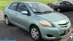2007 Toyota Yaris S