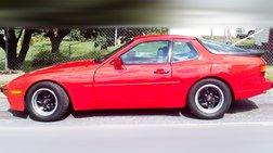 1983 Porsche 944 Base