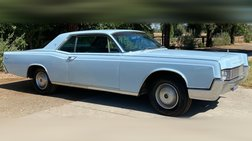 1967 Lincoln Continental 2 door