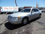1998 Lincoln Town Car Signature