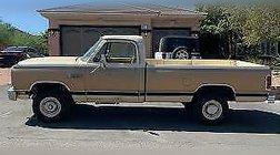 1987 Dodge RAM 150 Base