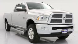 2014 Ram Ram Pickup 3500 Laramie Limited