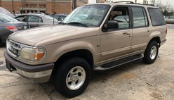 1997 Ford Explorer XL 4-Door 2WD