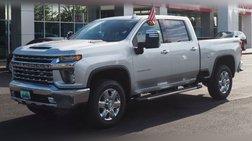 2020 Chevrolet Silverado 3500 LTZ
