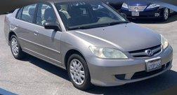 2004 Honda Civic LX