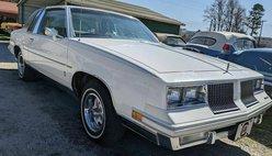 1983 Oldsmobile Cutlass Supreme Brougham