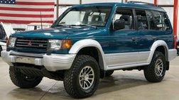 1995 Mitsubishi Montero SR