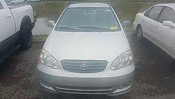 2004 Toyota Corolla S