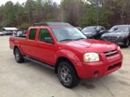 2004 Nissan Frontier XE-V6