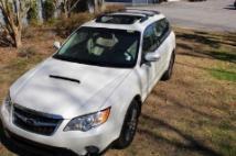 2008 Subaru Outback XT Limited turbo