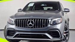 2018 Mercedes-Benz GLC-Class AMG GLC 63 S